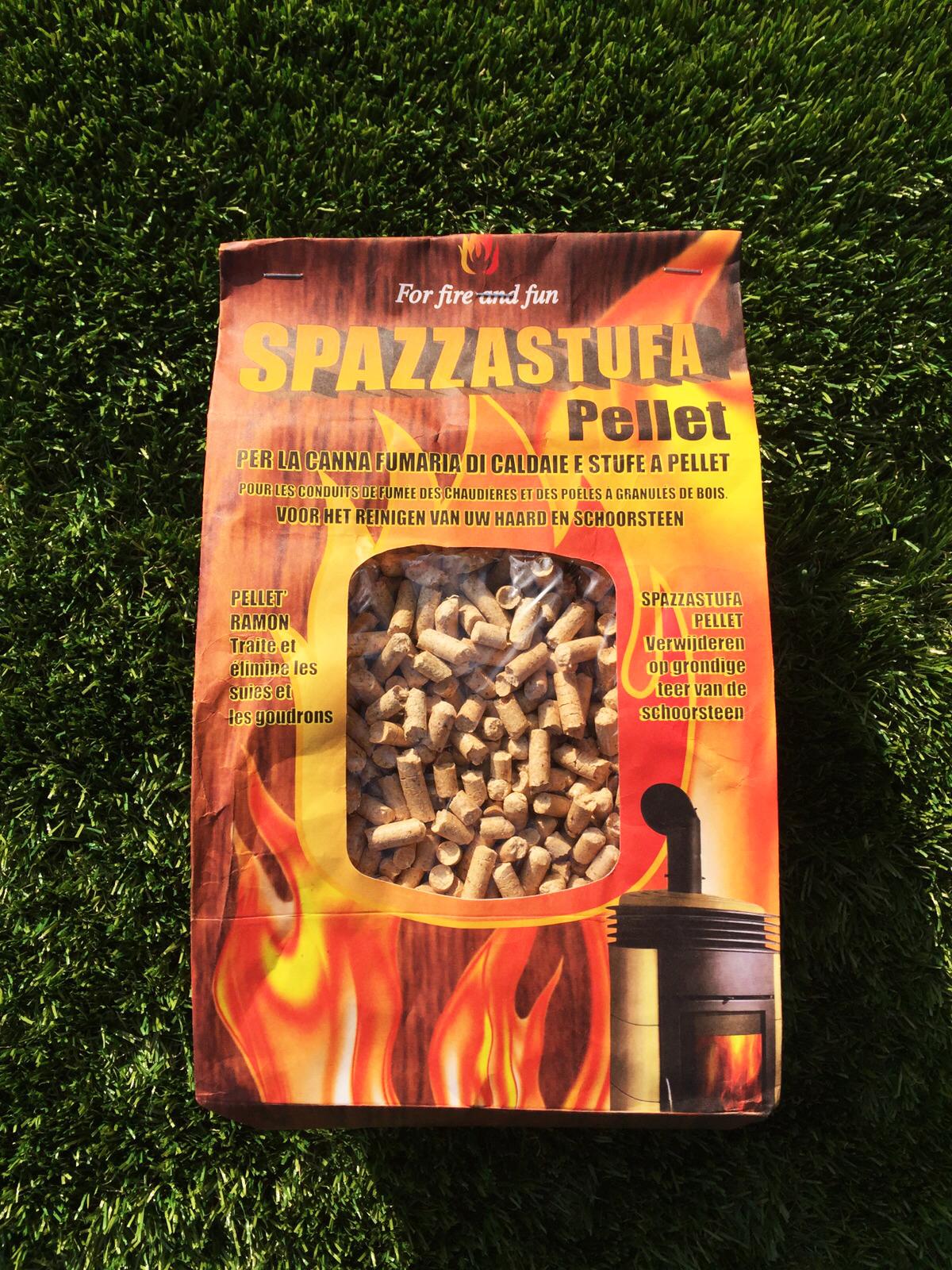Spazza stufa Image